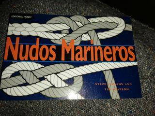 Libro nudos marineros
