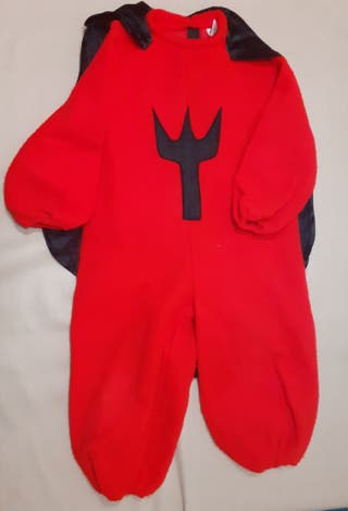 disfressa de dimoni talla 4