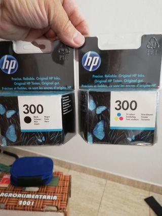 2/CARTUCHOS, HP 300