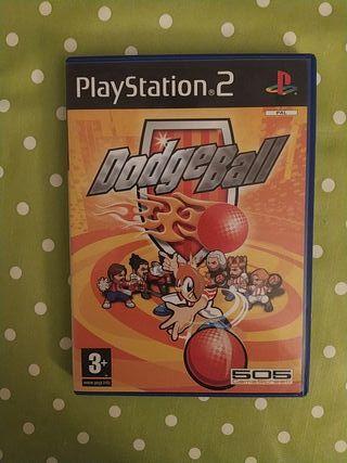 Dodgeball Ps2