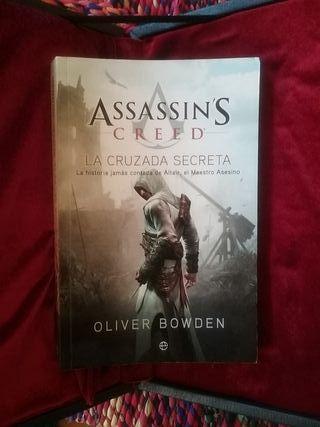 """""""Assassin's Creed. La cruzada secreta"""""""