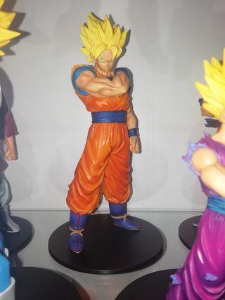Figura ORIGINAL Goku Ros dragon ball