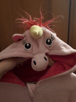 Pijama mono unicornio kigumi
