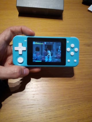 Consola portátil similar Nintendo switch