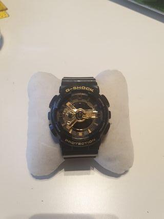 reloj casio g-shock ga-110 como nuevo