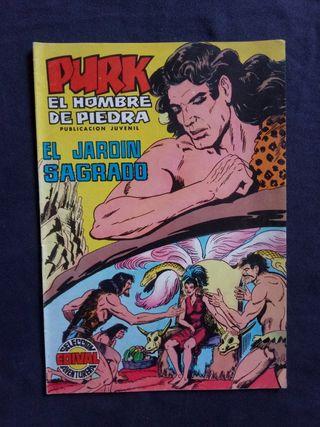 ANTIGUO TEBEO COMIC AÑOS 70 PURK