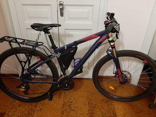 Bicicleta rockraider talla s