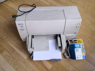 Impresora HP Desckjet 890C