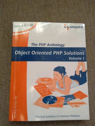 Libro PHP orientado a objetos