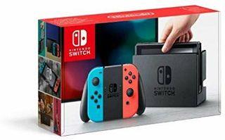 Nintendo Switch 2018 + EXTRA ESPECIAL