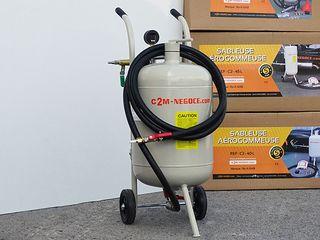 Maquine de chorro de arena 40 litros