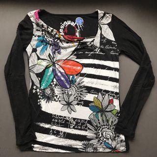 Camiseta mujer XS DESIGUAL