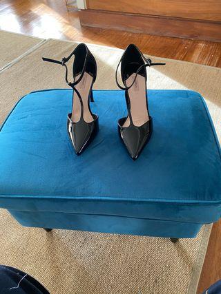 Zapato nuevo Uterqüe