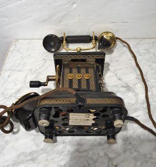 TELEFONO ANTIGUO EXPOGA DANMARK.MOD E 9