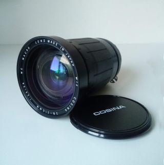 Objetivo 28-210mm Macro ø3.5-5.6 · montura Nikon