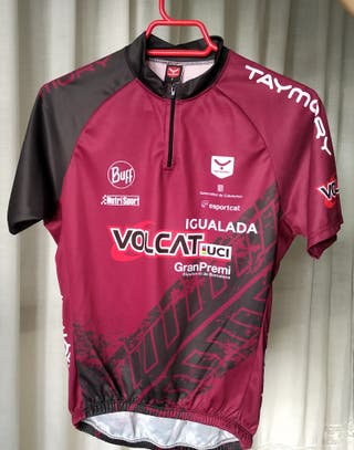 Maillot ciclismo Volcar UCI. Sin usar.
