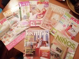 Lote revistas decoración