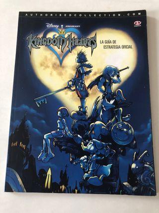 Guía oficial Kingdom Hearts