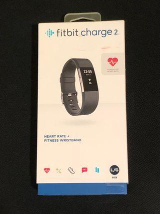 Fitbit charge 2 talla L/G