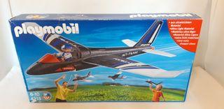 avión playmobil referencia 4215