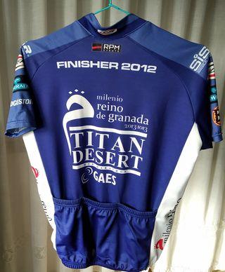 Maillot Ciclismo Titan Desert