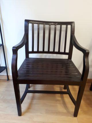 Silla / sillón colonial