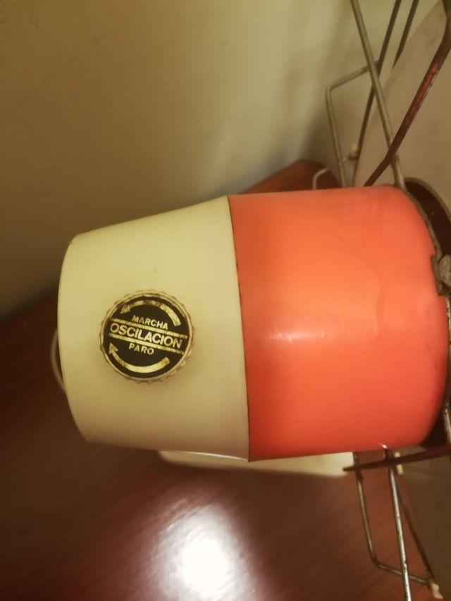 Ventilador vintage Taurus
