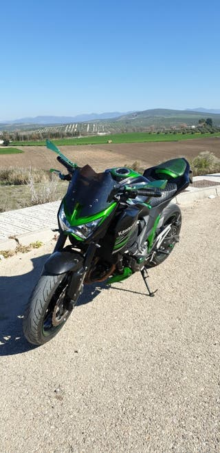 Kawasaki z800e de segunda mano por 6.250 € en Arbúcies en