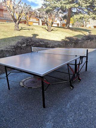 Mesa de Ping Pong Kettler Top (En la cerdaña, Urús