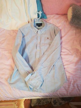 Camisas niña Ralph Lauren