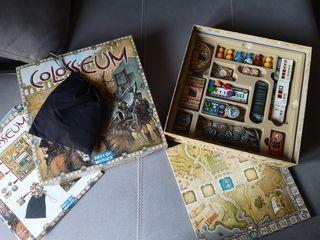 juego colosseum
