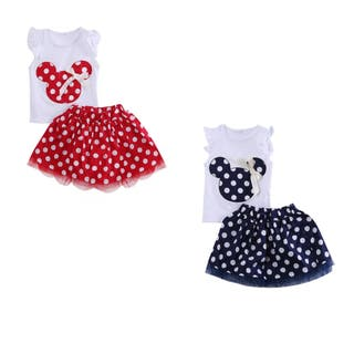 Disfraz bebé niña nuevo Minnie vestido
