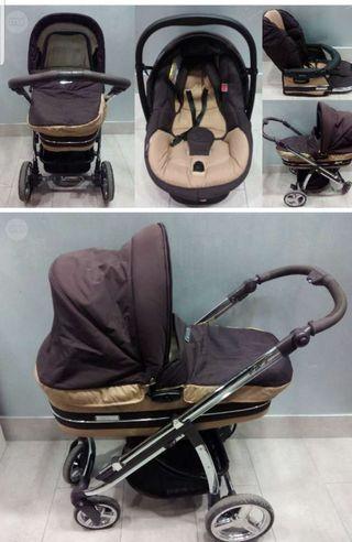 Carro bebé Bebecar Ip-op