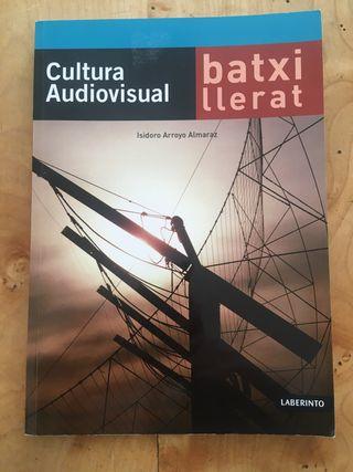 Llibre batxillerat Cultura Audiovisual