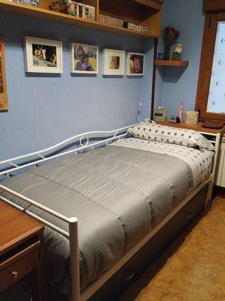sofá/cama nido