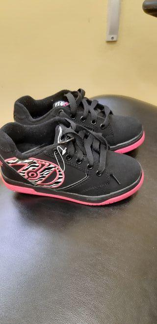 zapatos con ruedas Heelys