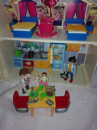 casita playmobil