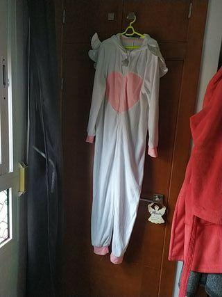 pijama o disfraz del unicornio