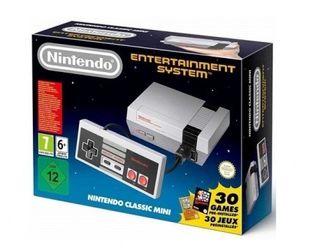 Nintendo Classic Nes mini