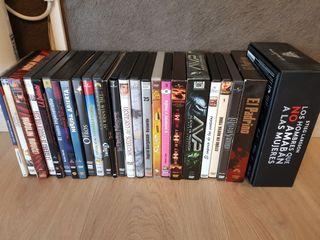 28 Peliculas dvd