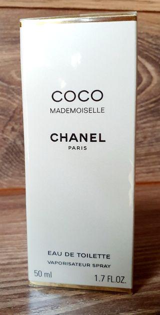 Chanel Coco Mademoiselle 50 ml con envoltorio