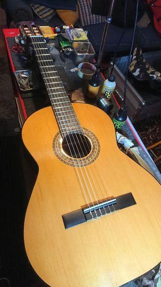 Guitarra clásica (guitarra española)