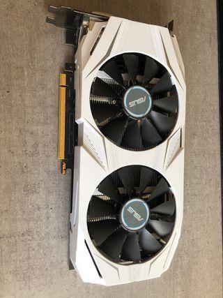 Targeta Gráfica ASUS Nvidia GTX1060 OC