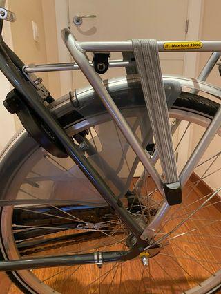 Bicicleta holandesa urbana Hollandia Cava