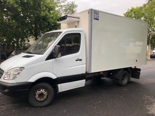 Mercedes-Benz Sprinter 2008 ISOTERMO