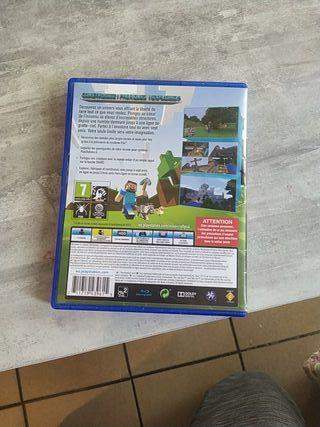 je vend minecraft a 10€