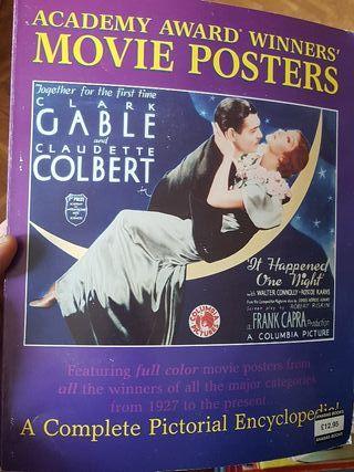 Movie posters, academy award winners
