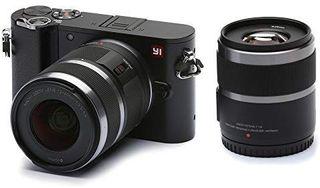 cámara evil 4k + 2 objetivos