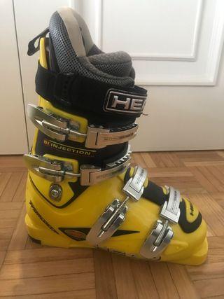 Botas de Esquí HEAD worldcup. Talla 37 ESP (24 MP)