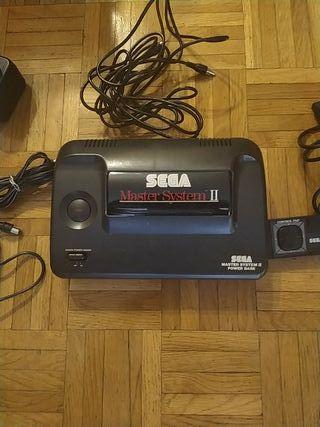 Consola Sega Máster System II